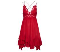 Kleid 'Adella' rot