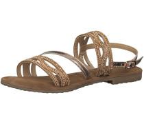 Sandale 'Strappy Sandale' gold