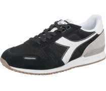 Sneaker 'Titan' grau / schwarz / weiß