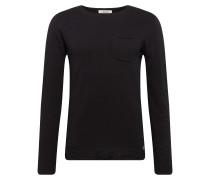Pullover 'Attend' schwarz