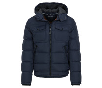 Steppjacke navy