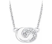 Silberkette 'Knoten' silber