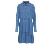 Kleid 'enya' blue denim