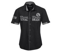 Hemd schwarz / weiß