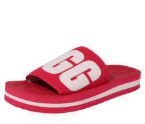 Slipper 'Zuma Graphic' pink
