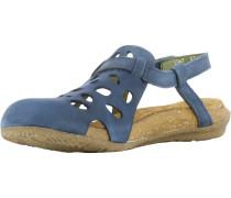 Sandale himmelblau