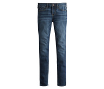 Jeans 'dark Superskinny' blue denim