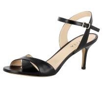 Sandalette 'veronica' schwarz
