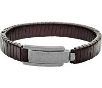Armband 'jf03105793' dunkelbraun