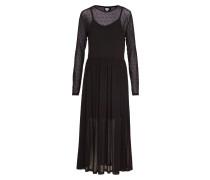 Kleid 'JE T´aime' schwarz