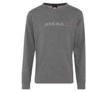 Sweatshirt 'umlt-Willy' graumeliert