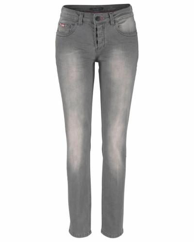 Jeans 'Monroe' grau