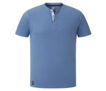 T-shirt 'Reyk' blau