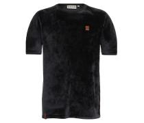 T-Shirt 'koks & bitches II' schwarz
