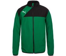 Trainingsjacke 'Esquadra' grün / schwarz