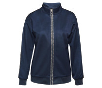 Trainingsjacke blau