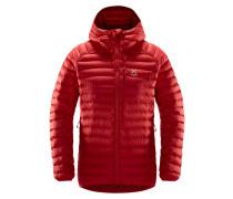 Sport-Jacke rot