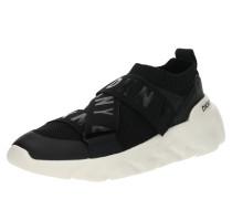 Sneaker 'clara - Sneaker' schwarz / weiß