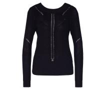 Pullover 'majken' schwarz
