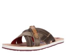 Sandale braun / stone