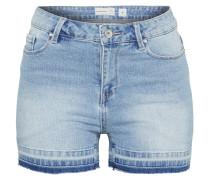 Shorts 'seven MR Fold Down' hellblau