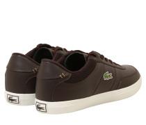 Sneaker 'court-Master' schoko