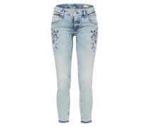 Skinny Jeans 'Touch Cropped Denim Powerstretch'