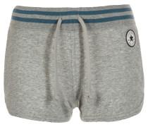 Shorts 'Mesh Paneled' graumeliert