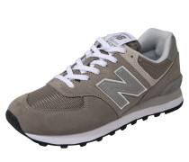 Sneaker 'ml574' grau