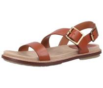 Sandalen rostbraun