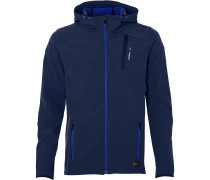 PM Coast Softshell dunkelblau
