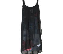 Trägerkleid schwarz