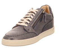 Sneakers kobaltblau / weiß