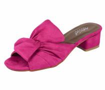 Pantolette pink