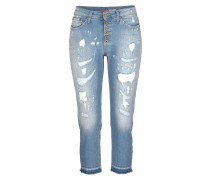 Slim-fit-Jeans 'p36H' blue denim