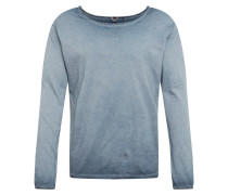 Shirt '48 Degrees' blau