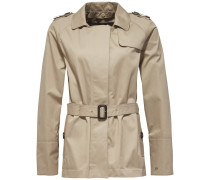 Outdoorjacke 'city Cotton Short Trench'