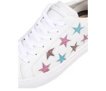 Sneaker 'side Street - Star Side' weiß