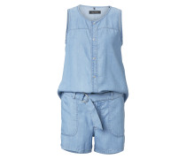 Jumpsuit blue denim