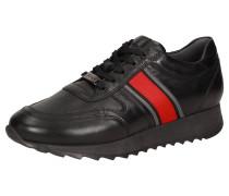 Sneaker ' Oseka-700-J ' hellrot / schwarz