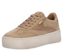 Sneaker 'claus' hellbeige
