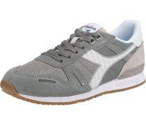 Sneaker 'Titan' grau / weiß