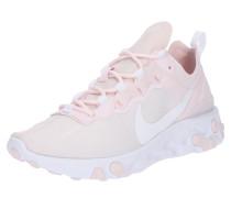 Sneaker 'React 55' rosa / weiß