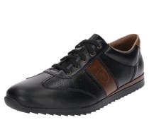 Sneaker braun / schwarz
