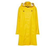Regenjacke gelb