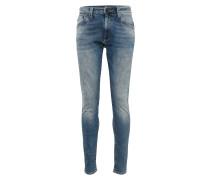 Jeans 'leo' blue denim
