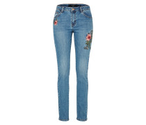 'vmadele' Skinny Jeans blue denim