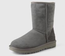 Boots 'Classic Short II' grau / dunkelgrau