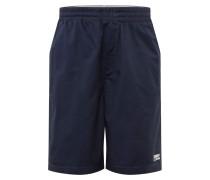 Shorts 'basketball' dunkelblau