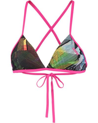 Bikini 'Rule Breaker' mischfarben / schwarz